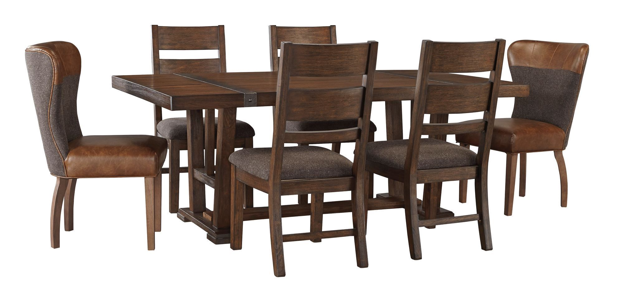 Hauslife Furniture E Store Biggest Furniture Online Store In Malaysia Malaysia Furniture Zenfield Rectangular Dining Room Table