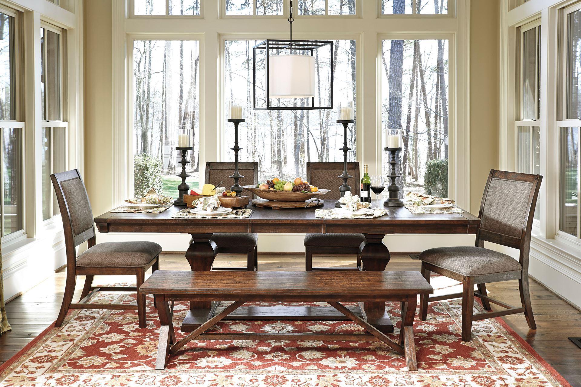 Hauslife Furniture E Biggest, Windville Dining Room Set