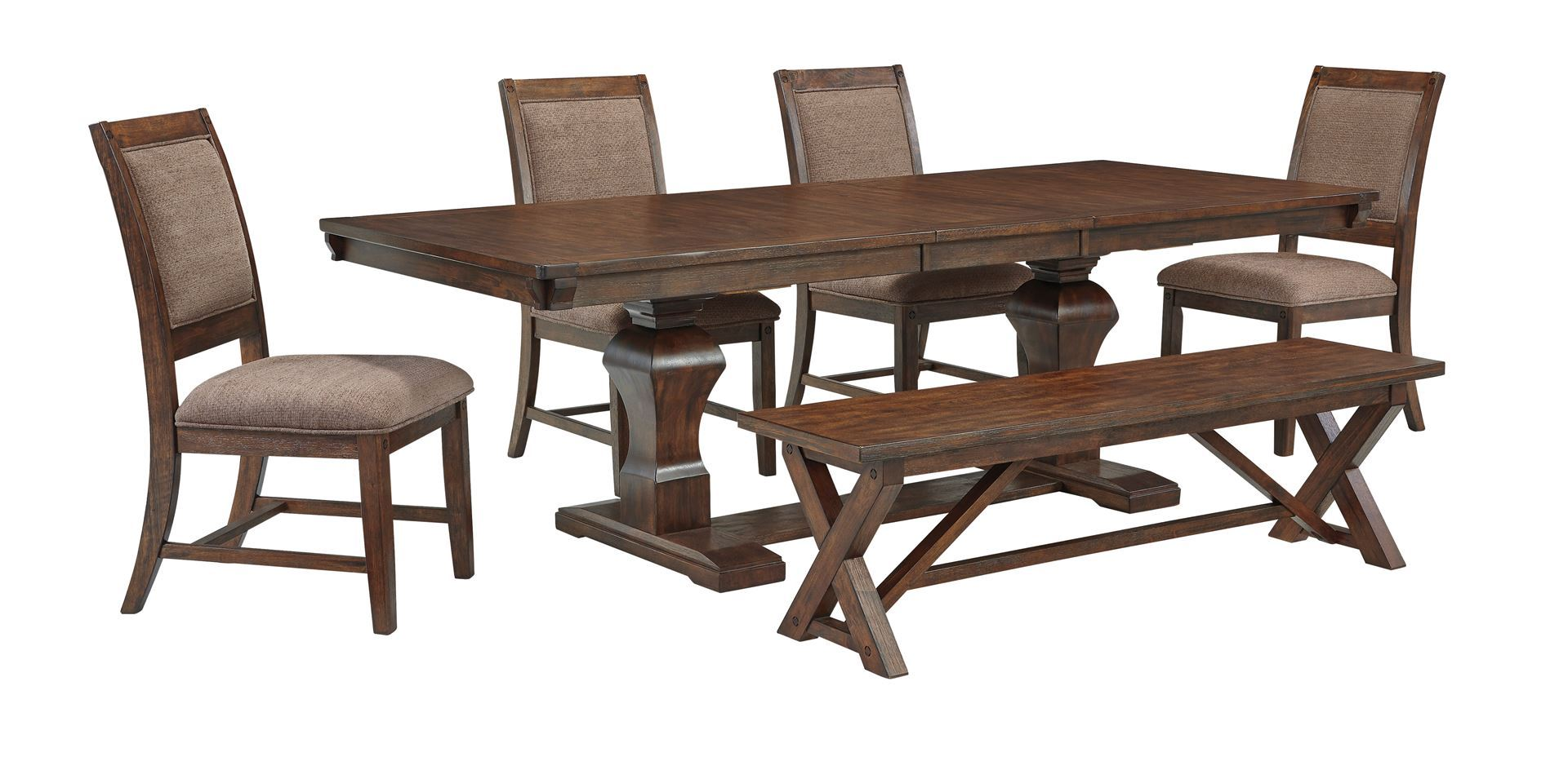 Picture Of Windville Dining Room Set