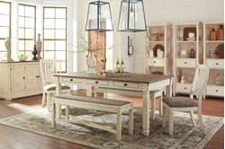 Picture of Bolanburg Complete Dining Set