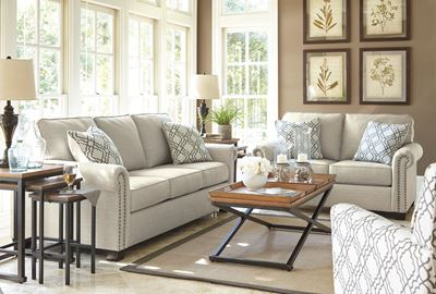 WHAT'S TRENDING IN HOME FURNISHINGS